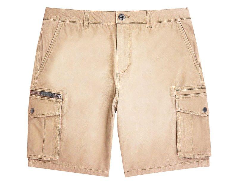 fashion3 river island sand cargo shorts