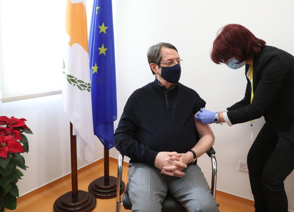 Εμβολιασμός κατά του covid 19//por vaccinati