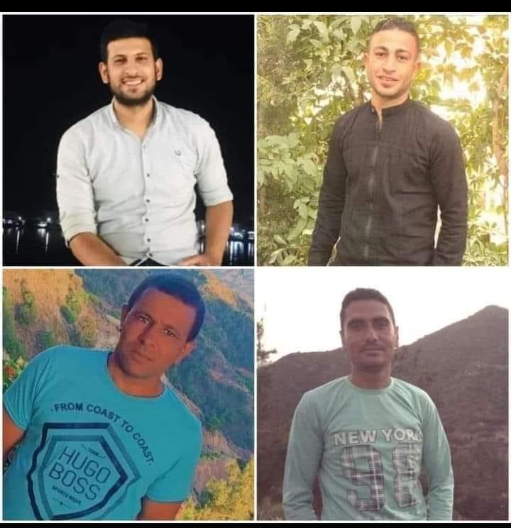 fouor egyptians