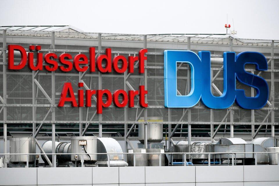 dusseldorf international airport evacuated after security breach