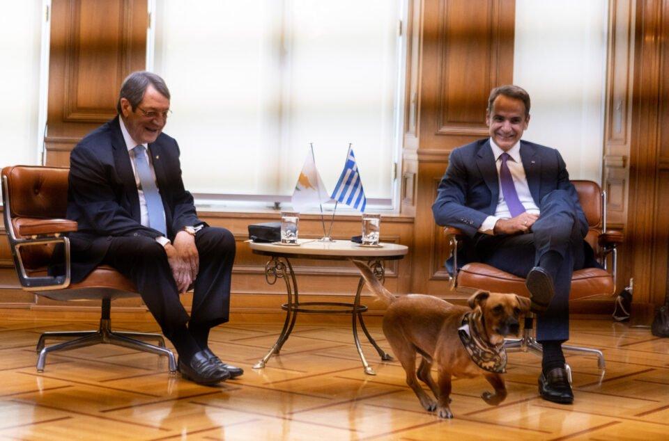 ΠτΔ – Συνάντηση με Πρωθυπουργό Ελλ