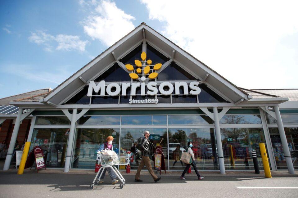 reuters morrisons uk deal agreed offer