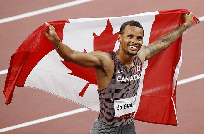 athletics men's 200m final
