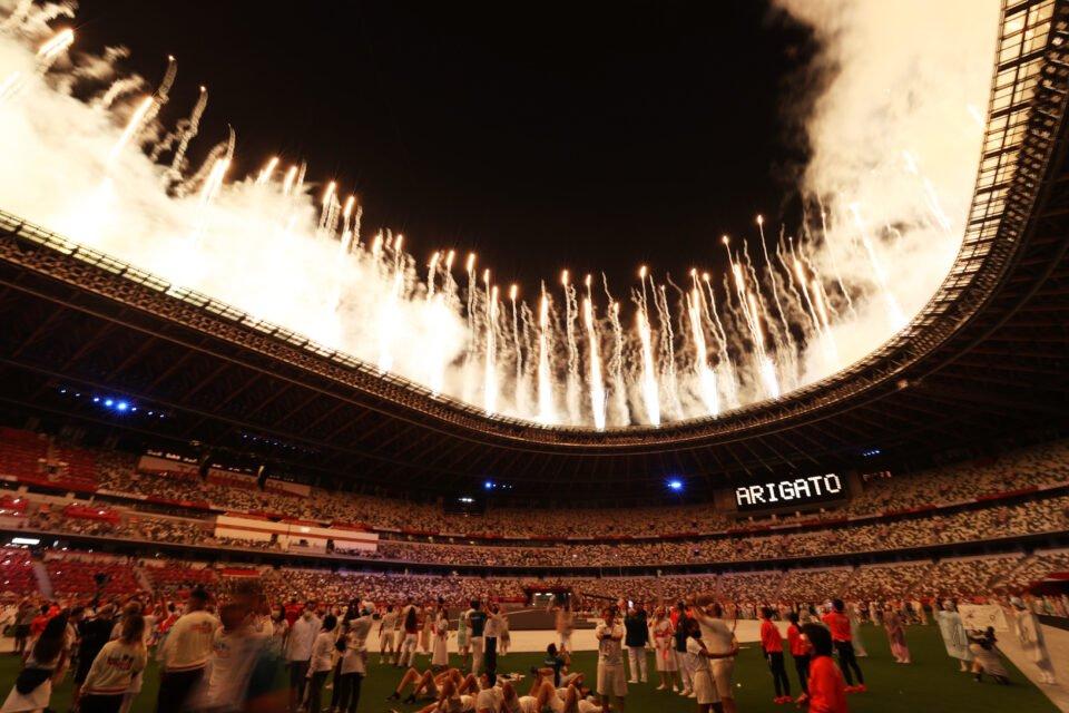 tokyo 2020 olympics the tokyo 2020 olympics closing ceremony