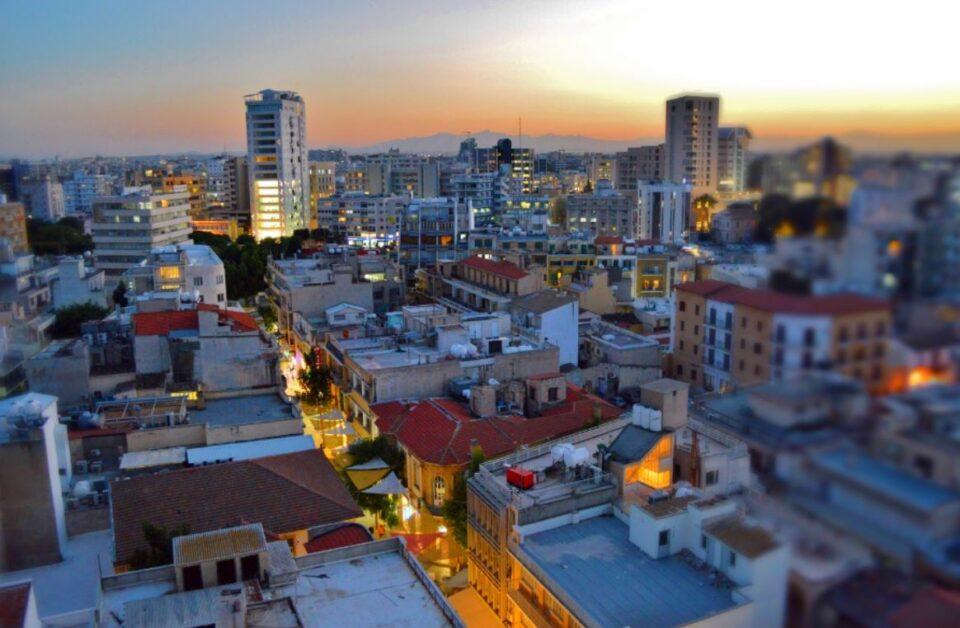 nicosia skyline cyprus business now cyprus mail