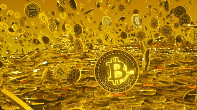 bitcoin bitcoins crypto money gold goldrain 1457461 pxhere.com