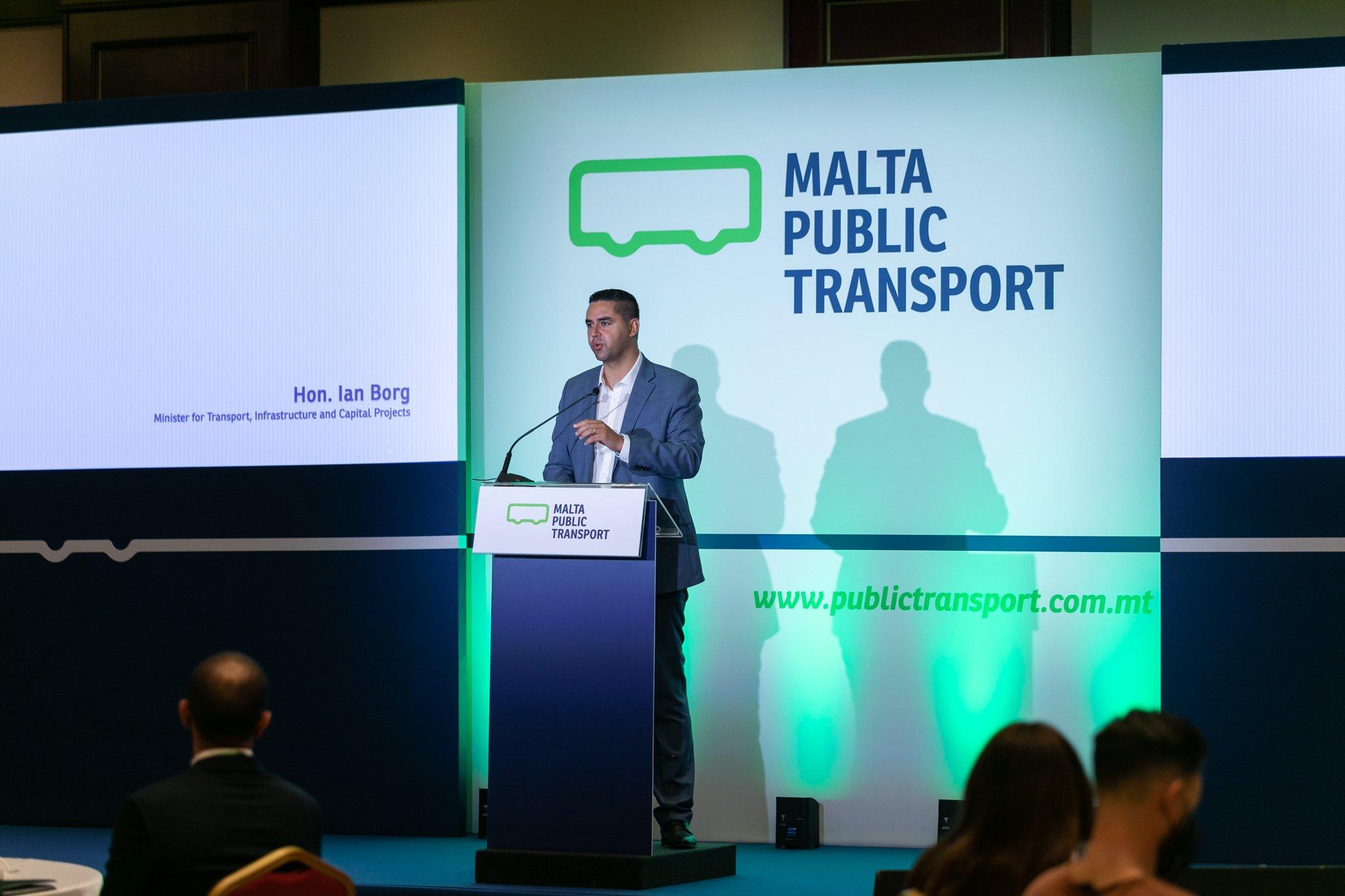 feature antigoni malta transport minister ian borg