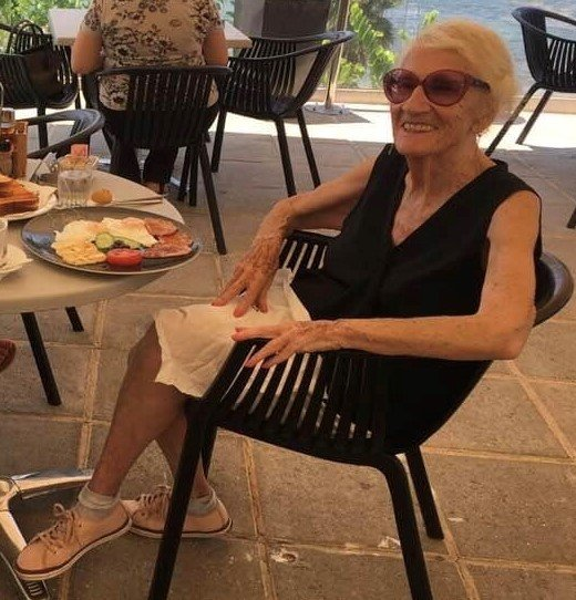 feature bejay patricia lambert out with friends in paphos the summer before her death in january