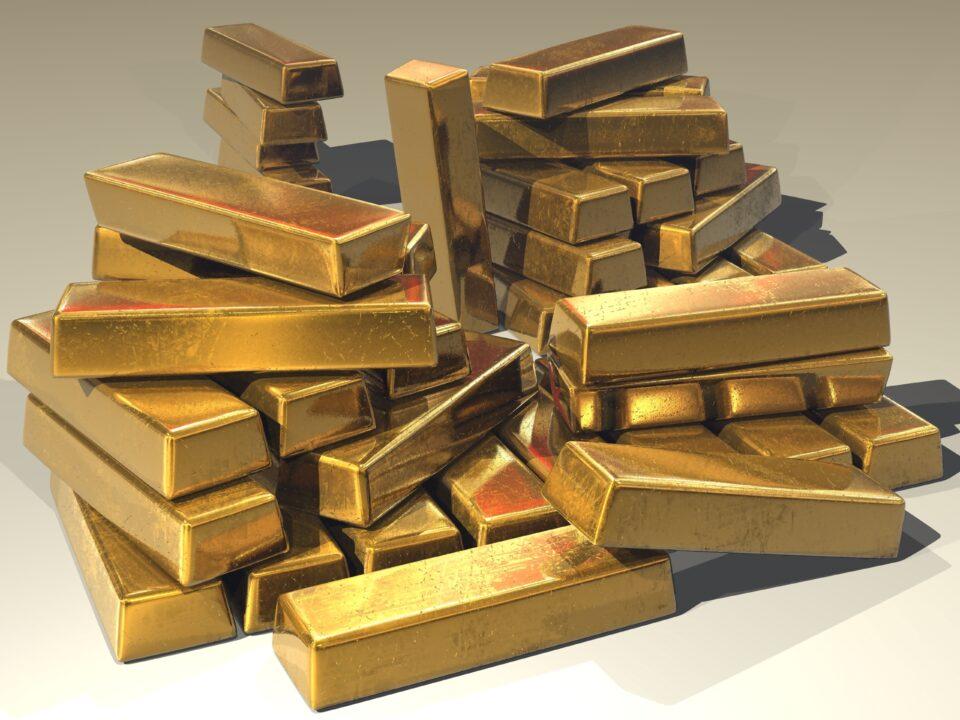 wood pile golden metal box stack 971712 pxhere.com