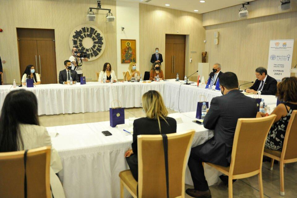 ΠτΔ – 15μελής ομάδα νέων από Κύπρο,
