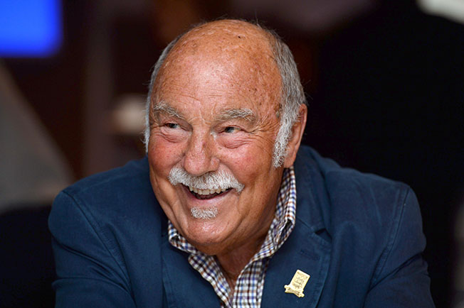 file photo: jimmy greaves at the royal mail football heroes stamp collection launch