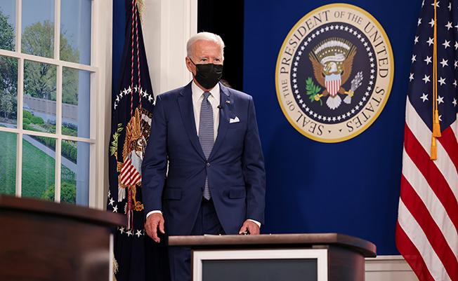 u.s. president joe biden hosts a virtual coronavirus disease (covid 19) summit as part of the united nations general assembly (unga), in washington