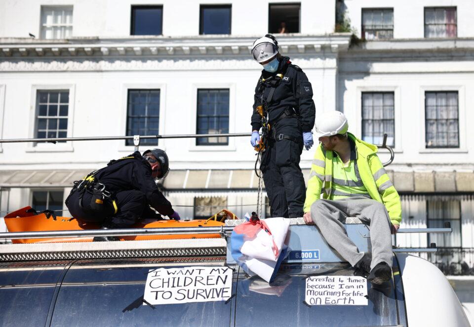 insulate britain protests in dover