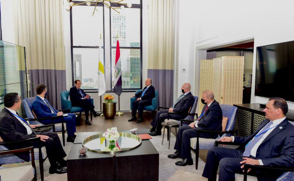 ΠτΔ Πρόεδρος Ιρακ // por president of iraq