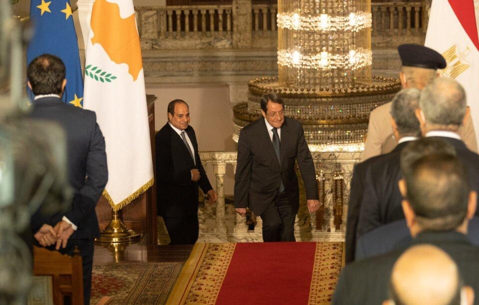 ΠτΔ – Πρόεδρος Αιγύπτου – Δηλώσει