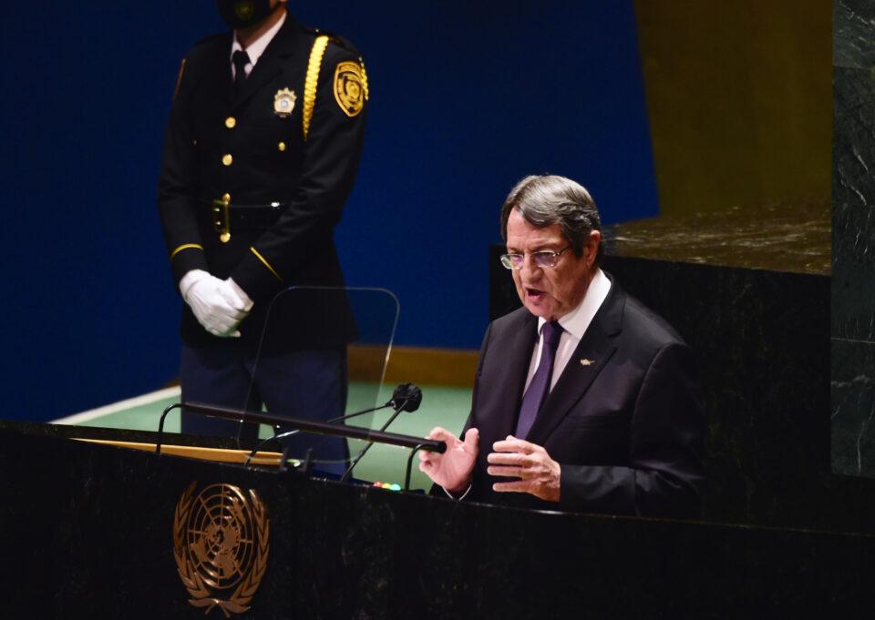 ΠτΔ – Γενική Συνέλευση ΟΗΕ // por – un