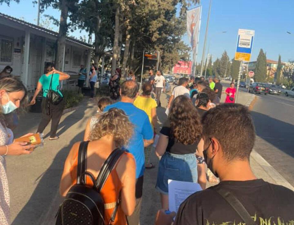 bus queueweb
