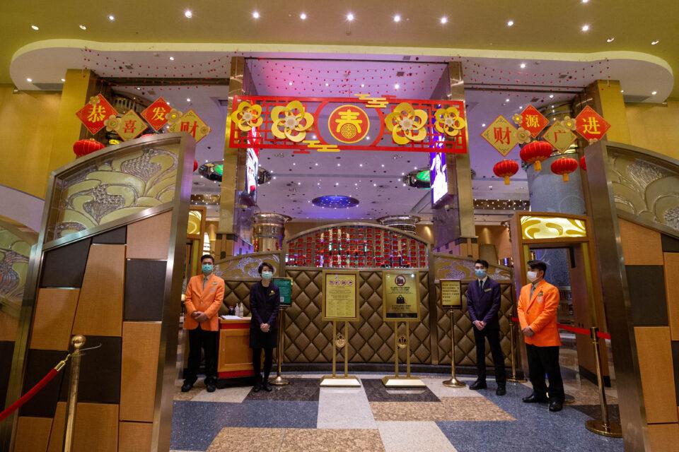 twenty nine casinos to reopen in macao, 12 remain closed due to coronavirus outbreak