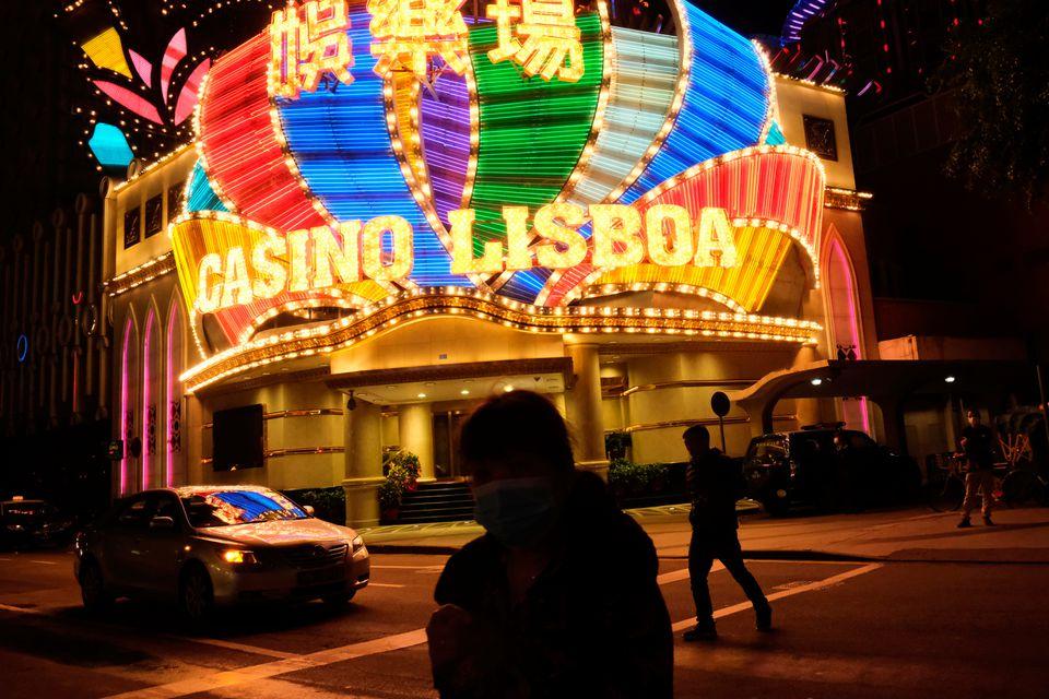 reuters macau casino billions