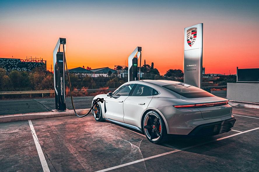 porsche turbo charging station 3
