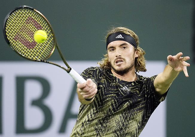 bnp paribas open tennis tournament in indian wells, california